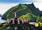 "100-летний юбилей балета ""Весна священная"". Галина Ермолина"