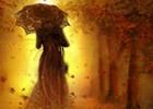 Опавшие листья. Надежда Калиниченко