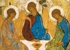 «Троица» Андрея Рублева — символ единства. Елена Орлова