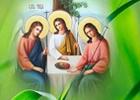 День Святой Троицы. Алексей Селищев