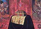 Камень Чинтамани и его символическое изображение на картинах С.Н. Рериха. А.М. Шустова