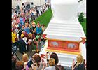 Единственная «каноническая» буддийская ступа в Москве оказалась под угрозой разрушения федеральными чиновниками.
