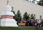 Верховный лама Калмыкии высказался по поводу требования музея Востока убрать буддийскую святыню с территории усадьбы Лопухиных