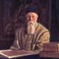 Портрет академика Н. К. Рериха. С. Н. Рерих. 1937 г. (ГХМЛ, Рига)
