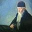 Портрет Н. К. Рериха из книги «АДАМАНТ». С. Н. Рерих