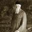 Портрет Н. К. Рериха. C. Н. Рерих. 1937