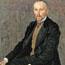 Портрет Н. К. Рериха. А. Я. Головин. 1907