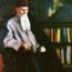 Профессор Н. К. Рерих. С. Н. Рерих.  1942. Холст, масло. 140х122