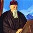 Портрет Н. К. Рериха из Новосибирского каталога. С. Н. Рерих. 1938