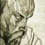 Портрет отца. Ю. Н. Рерих. 1918г. (Собрание МЦР)