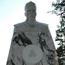 Памятник Николаю Константиновичу Рериху на Алтае. Установлен 13 сентября 2009г.