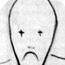 Дружеский шарж Н. К. Рериха. С. Н. Рерих. 1920-е. Из собрания Музея Николая Рериха в Нью-Йорке. // Воспроизведено: Вестник Ариаварты. М., 2005. № 1-2. С. 98.