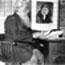 Г. С. Олкотт за своим столом. Адьяр, май 1903.