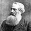 Полковник Олкотт (из журнала Путь, 1890 г.).
