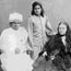 """Субба Роу, Баваджи, Е. Блаватская. До 1884 (архив Московского ТО, а также журнал """"Слово"""", 1905)."""