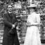 Рудольф Штейнер со своей женой Мэри. 1908 г.