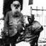 Г. С. Олкотт и преп. Хиккадува Сумангала. Цейлон.