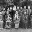 Встреча Олкотта и японских буддистов. 1891 г.
