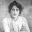 Лидия Марьяновна Тумловская (Арманд). 1900 г. (ранее не публиковалась, архив Московского ТО).