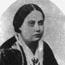 Фотография Е. П. Блаватской, когда ей 39-41 год. Местонахожд. оригинала неизвестно. Воспроизв. в Иллинойсе, Американском ТО.