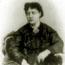 """Е. П. Блаватской около 40 лет. 1870-ые. Первая публикация в книге А. П. Синнета """"Случаи из жизни М-м Блаватской""""."""