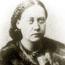 Е. П. Блаватская (около 1868) перед отъездом в Тибет.