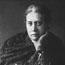 Е. П. Блаватская. 1876-1878. Фотография выполнена в Нью-Йорке, в фотостудии Эдсела.