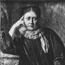 Герман Шмихен. Портрет Е. П. Блаватской. 1884 г.