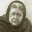 """Е. П. Блаватская. 1888-1889. Фото опубликовано в труде Ф. Гартмана """"Адепты и Розенкрейцеры""""."""