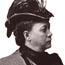 Е. П. Блаватская. Фотография 1875-1878 гг. Архив Исследовательского Центра Блаватской в Адьяре.