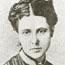 Анни Безант в юности.
