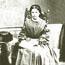 Анни Безант в юности, в доме матери.