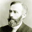 УИЛЬЯМ КУАН ДЖАДЖ. 1891 ФОТО СТУДИИ Д.Г. СКОТФОРДА, ПОРТЛАНД, ОРЕГОН