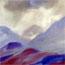 Жемчужно-голубые горы. 1942