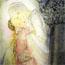 Прекрасный  ангел и девушка. 1935