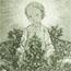 Мальчик, сидящий на вершине короны. 1933