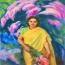 Девика Рани Рерих. 1946