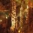 Сталактитовая пещера Авшалом, Израиль.
