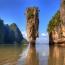 Национальный парк Панг Нга в Таиланде.