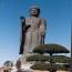 А самая высокая статуя Будды ( Ushiku Amida Buddha) находится в Японии – в городе Чучура в 50 км к северо-востоку от Токио.  Высота  ее 120 метров. Вес 4000 тонн. Она была сооружена в 1995 году.