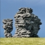Столбы выветривания на плато Маньпупунёр. На плато Маньпупунёр в Троицко-Печорском районе Республики Коми находится одно из природных чудес России - семь огромных каменных исполинов высотой от 30 до 4
