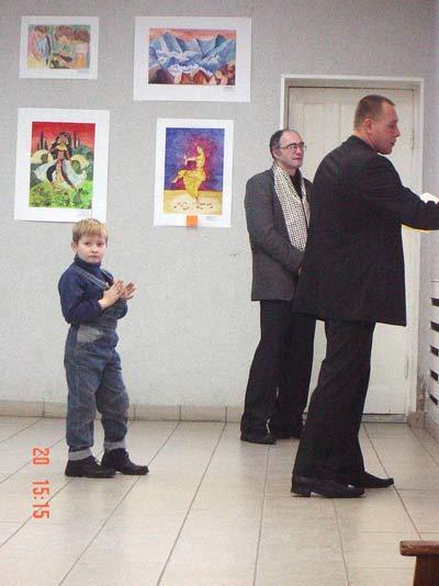 Жюри конкурса (Владислав Монастырский)