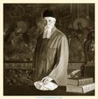 C. Н. Рерих. Портрет Н. К. Рериха. 1937