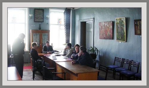Координационное собрание рериховских коллективов Петербурга