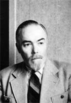 Юрий Рерих в своей квартире. Москва, 1960