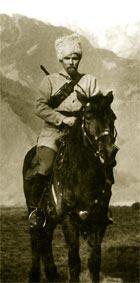 Юрий Рерих в Маньчжурской экспедиции 1934-1935