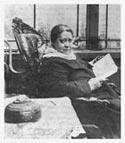 Е. П. Блаватская. Первая половина 1887, дом Мэйбл Коллинз, Мэйкот, Кроунхилл, Норвуд