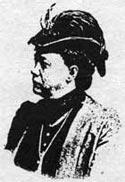 Е. П. Блаватская. Фоспроизведено с фронтисписа Писем Е. П. Блаватской (изд.  Адьяр, 1950)
