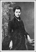 Анни Безант (1847-1933) в молодые годы