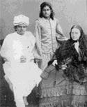 Субба Роу, Баваджи, Е. Блаватская. До 1884 (архив Московского ТО)